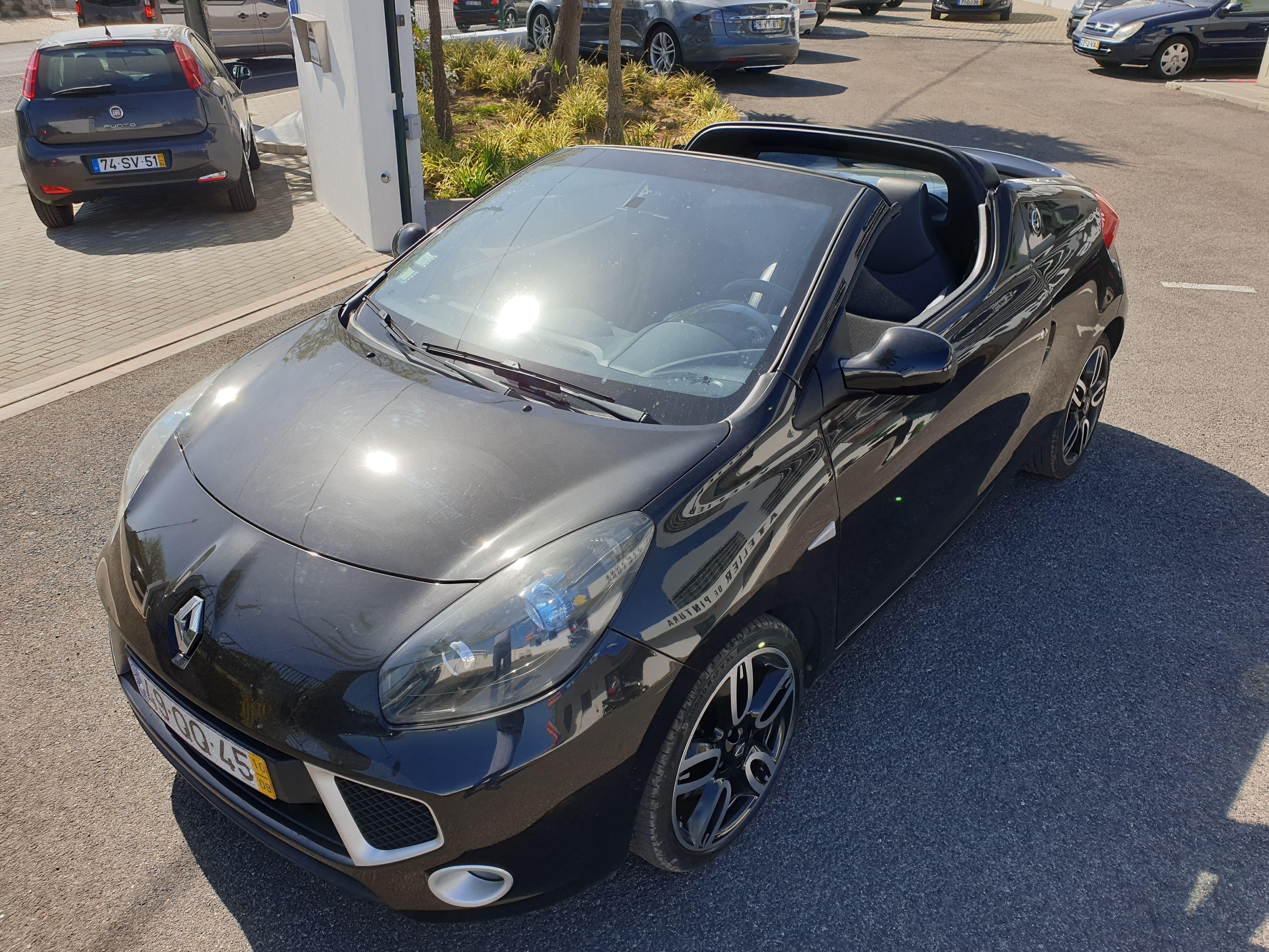 Renault Wind Cabriolet
